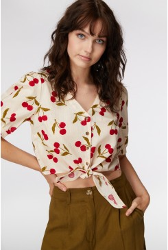 Cherry Blouse