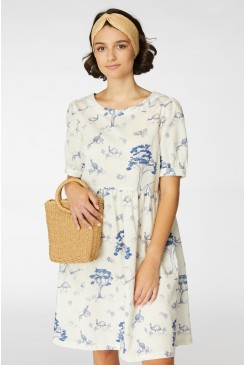 Australiana Toile Dress