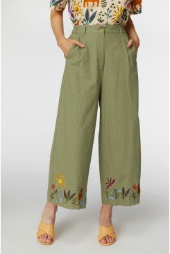 Jungle Culottes