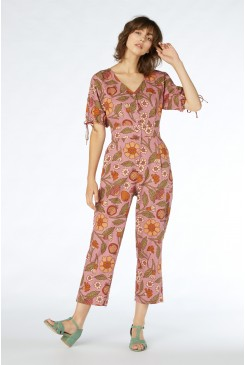 Fruits And Flora Jumpsuit