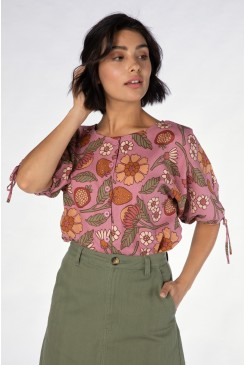 Fruits And Flora Top