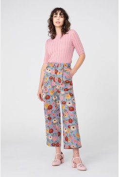 Zinnia&The Butterfly Culotte