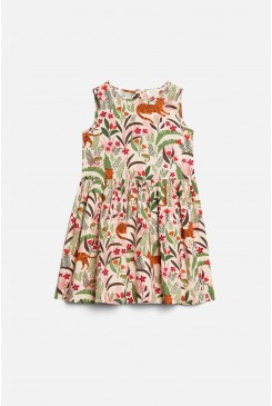 Jungle Friends Dress