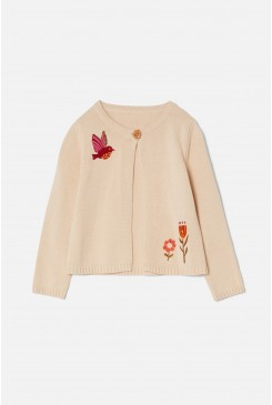 Flower Fields Cardigan