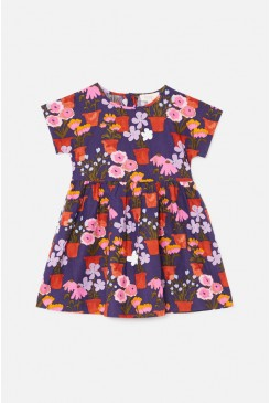 My Flower Pots Dress