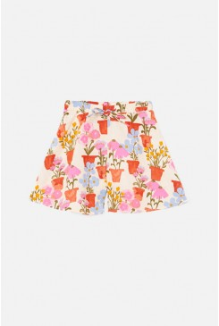 My Flower Pots Shorts