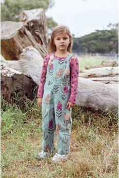 Bella Native Kids Overalls