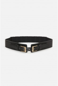 Stretch Buckle Belt