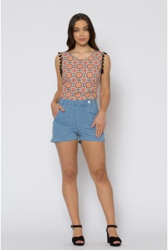 Hot To Trot Short