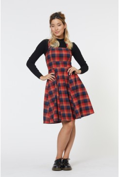 Off Your Plaid Dress