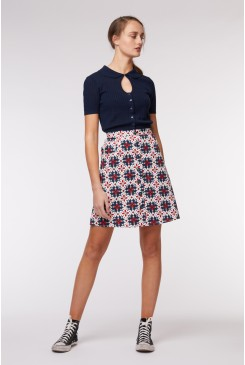 My Heart Is Set On You Skirt