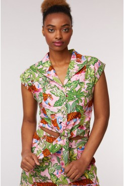 Pool Party Blouse