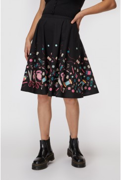Sewing Therapy Skirt