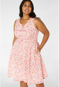 All You Need Is Ice Cream Dress Curve