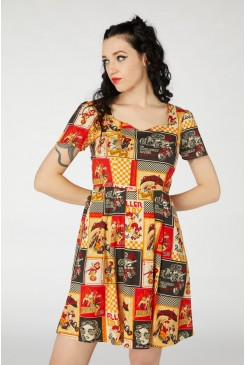 Hot Rod Girls Dress