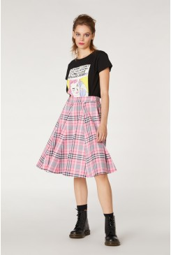 Just Roll With It Skirt