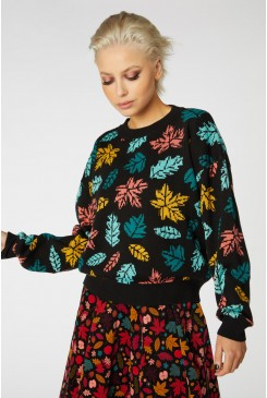 The Unbe Leaf Able Knit