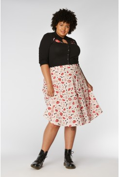 Kiss And Makeup Skirt Curve
