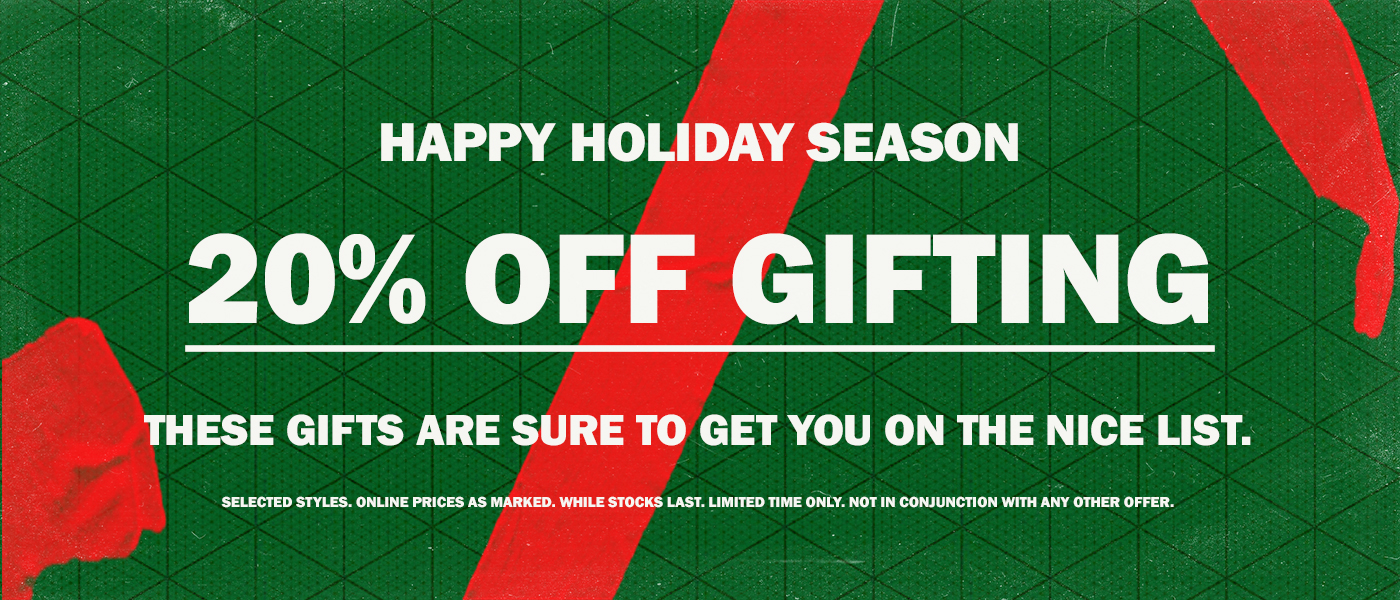20% off gifting